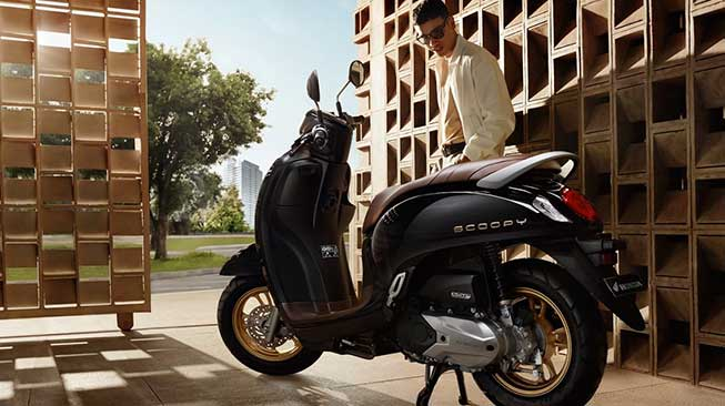 Review Honda Scoopy 2021